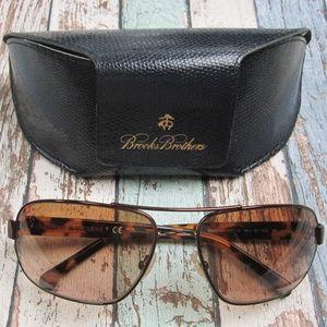 Brooks Brothers BB 4012 1571/13 Sunglasses/OLM342
